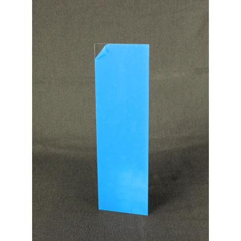 "PLEXIGLASS 4"" x 13"" for SR-105, R-105 Cabinets"
