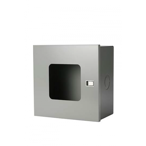 SURFACE MOUNT  VALVE CABINETS 14X 14X8 GREY