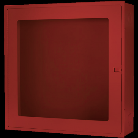 SURFACE MOUNT FIRE HOSE CABINET 30 X 30 X 6 -RED