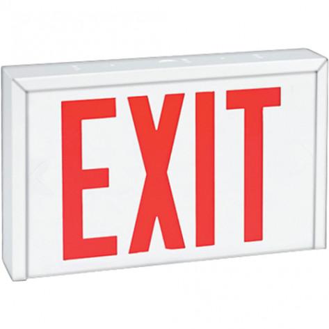 Mircom Steel LED Emergency Exit Sign
