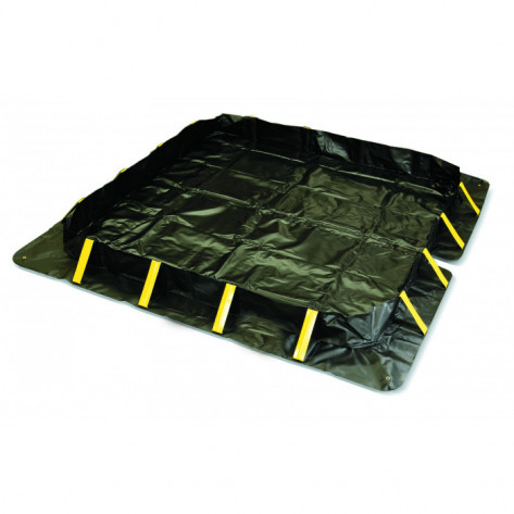 5610 Gal Talon SX Berm - 15'x50'x1'-Black