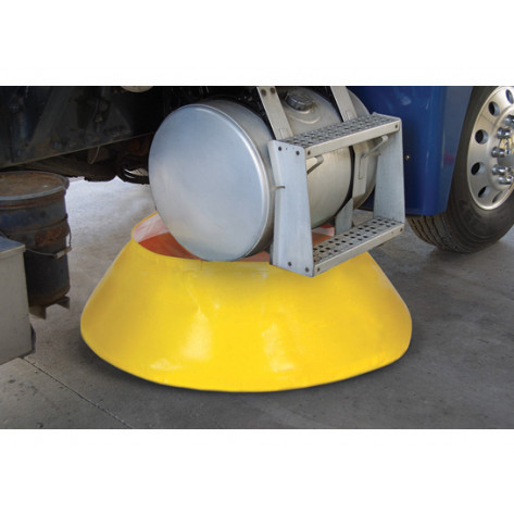 100 GAL SpillNEST Pool - Yellow
