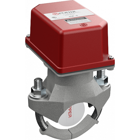 "VSR-C 4"" VSR-C  Waterflow Alarm Switch for Copper Pipe"