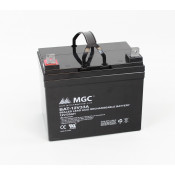 12 VOLT 33 AMP SEALED LEAD BATTERY