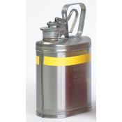 1 GAL Stainless Steel