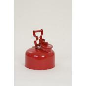 2.5 Gal Galvanized Steel - Red