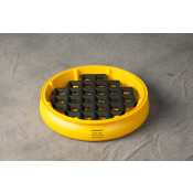 Drum Tray with Grating
