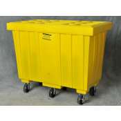 220 GAL Spill Kit Box w/lid  Yellow