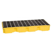 2 Drum Yellow Modular Platform Unit-No Drain