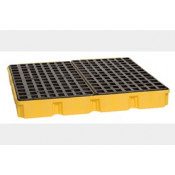 4 Drum Yellow Modular Platform Unit-No Drain