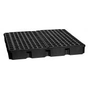 4 Drum Black Modular Platform Unit-No Drain