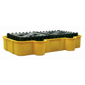 Double-All Poly IBC Tub & Support