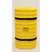 "8"" Column Protector, Yellow"