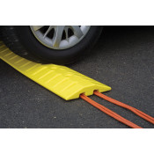 Speed Bump/Cable Crossing Unit, 6 ft.