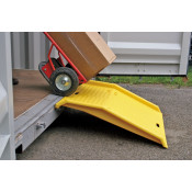 Shipping Container Ramp-Polyethylene