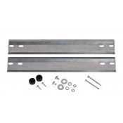 Wall Mount Kit available for 4-gallon safety cabinet.