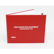 2 Year Fire Protection Log Book