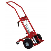 Lift-and-Load Single Cylinder Hand Truck