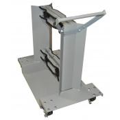 Gas Cylinder Cart, 4 Cylinder Capacity