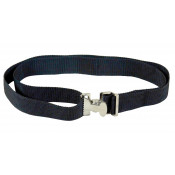 Polypropylene Strap Assembly with Steel Buckle, 54 Inch Long