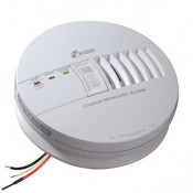 AC Wire-In Carbon Monoxide Alarm with Battery Back-Up - Interconnectable
