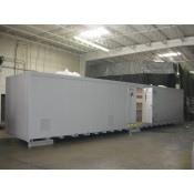 2313 cu ft  Agri-Chemical Safety Storage Building FM Approved