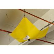 DripNEST Leak Diverter - 12'x12'-Yellow