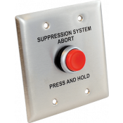 ABORT SWITCH AB-SW for Releasing Panels