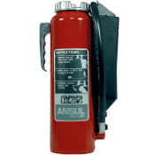 10 LB REDLINE CARTRIDGE OPERATED PURPLE K FIRE EXTINGUISHER