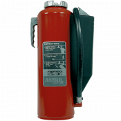 30 LB REDLINE CARTRIDGE OPERATED PURPLE K FIRE EXTINGUISHER
