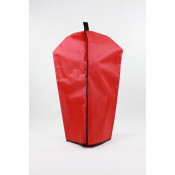 Fire Extinguisher Cover-Bi-Lingual -10 LB with window