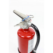 5 LB ABC FIRE EXTINGUISHER WITH VEHICLE BRACKET