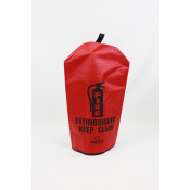 Fire Extinguisher Cover-English -10 LB with no window