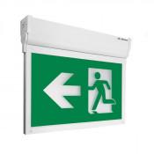 EDGE-LIT LED RUNNING MAN SIGN – ALUMINUM