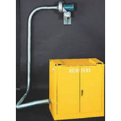 EXPLOSION PROOF EXHAUST BLOWER Explosion Proof Exhaust Blower & Motor 1/2 H.P. (Comes in 15' intervals