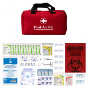 CSA, Type 2, Small Basic Soft Pack Kit (Package in Soft Pack) 2-25 employees per shift