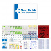 CSA, Type 2, Large Basic P36 Kit (Packaged in a plastic box) 51-100 employees per shift