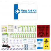 CSA, Type 3, Small Intermediate Unitized M36 Kit (Packaged in a metal box) 2-25 employees per shift