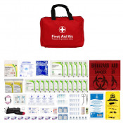 CSA, Type 3, Small Intermediate Soft Pack Kit  (Packaged in a nylon soft pack) 2-25 employees per shift