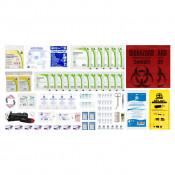 CSA, Type 3, Small Intermediate Refill Kit (Packaged in a ziplock bag) 2-25 employees per shift