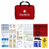 CSA, Type 3, Medium Intermediate Soft Pack Kit (Packaged in a nylon soft pack) 26-50 employees per shift