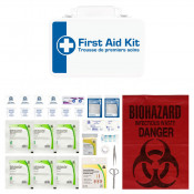 CSA, Type 1, Personal M10 Kit (Packaged in a metal box) 1 employee or working in isolation