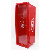 FT SERIES POLY FIRE EXTINGUISHER CABINETS 20LB
