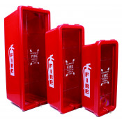 FT SERIES POLY FIRE EXTINGUISHER CABINETS 10LB