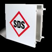 Metal SDS Storage Case