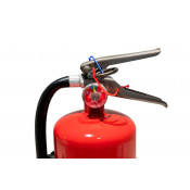 5 LB BC FIRE EXTINGUISHER WALL BRACKET