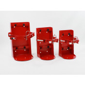 Universal Heavy Duty Vehicle Brackets 10 LB 4 3/4''- 5 1/4'' Dia Cyl