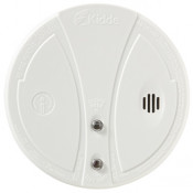 Battery Operated Smoke Alarm with Hush