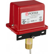PCVS-1 Control Valve Supervisory Switch One SPDT (Form C) contacts are provided