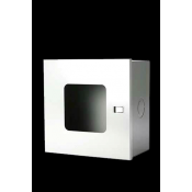 SURFACE MOUNT  VALVE CABINETS 14X 14X8 WHITE